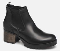 772M40279 Stiefeletten & Boots in schwarz
