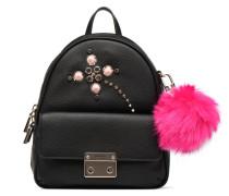 Varsity Pop Small Backpack Rucksäcke für Taschen in schwarz