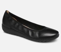 Greta Ballerinas in schwarz