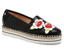 Love Summer Espadrilles in schwarz