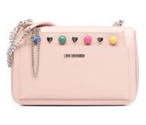 Porté épaule avec pochette amovible JC4303PP05 Handtasche in rosa