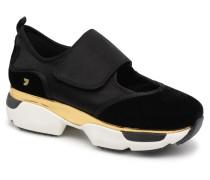 41133 Sneaker in schwarz