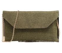 Grossi Handtasche in goldinbronze