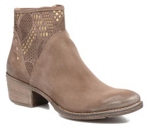 Caloda in saio ebano Stiefeletten & Boots braun