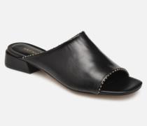 BW0301X Clogs & Pantoletten in schwarz