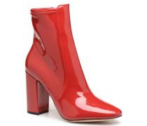 AURELLA Stiefeletten & Boots in rot