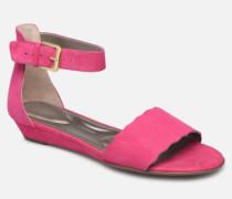 TM Zandra Curve Ank C Sandalen in rosa
