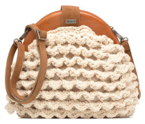 Lona bag Handtasche in beige