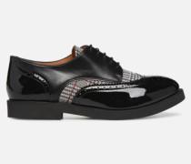 Pastel Affair Chaussures à Lacets #4 Schnürschuhe in schwarz