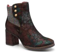 Eliane 05 Stiefeletten & Boots in weinrot