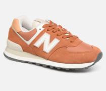 WL574 B Sneaker in braun
