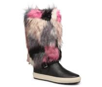 D BREEDA F D642QF Stiefel in rosa