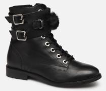 VIFEURinFUR Stiefeletten & Boots in schwarz