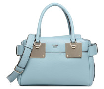 Luma Small Girlfriend Satchel Handtasche in blau