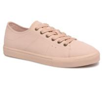 Sonet lace up Sneaker in rosa