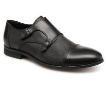 Monk L Slipper in schwarz