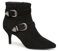 Ann Stiefeletten & Boots in schwarz
