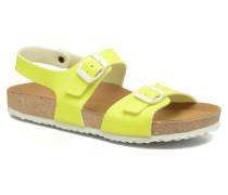 Waraji NE67 Sandalen in gelb