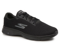 Go Walk 4 H Sportschuhe in schwarz