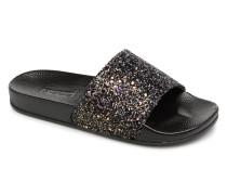 Sandalia Pala Glitter Clogs & Pantoletten in schwarz