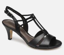 28304 Sandalen in schwarz