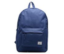 Classic Rucksäcke für Taschen in blau