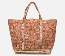 Cabas M+ Handtasche in rot