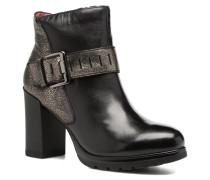 Over 10 Stiefeletten & Boots in schwarz