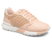 Omega X W Woven Sneaker in rosa