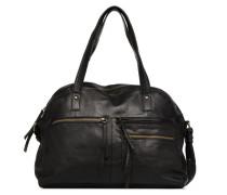Fanya Leather S Bag Handtasche in schwarz