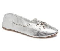 Adeline Ballerinas in silber