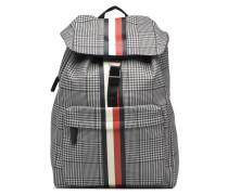 BLOCK STRIPE BACKPACK Rucksäcke für Taschen in grau