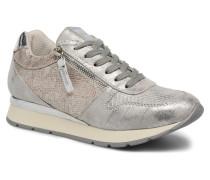 Transit Sneaker in silber