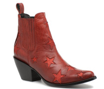 Circus 2 Stiefeletten & Boots in rot