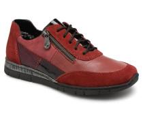 Ema N5320 Sneaker in weinrot