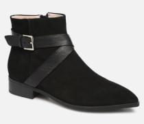 LINN BUCKLE S Stiefeletten & Boots in schwarz