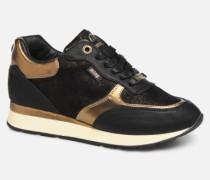 Transit Sneaker in schwarz