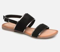 48794 Sandalen in schwarz