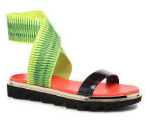 X Sandal Sandalen in schwarz