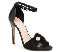 HERMIONE Sandalen in schwarz