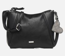 NELLI Crossbody Bag Handtasche in schwarz