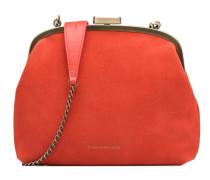 Emma Mini Handtasche in rot