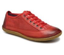 Hollyday Schnürschuhe in rot