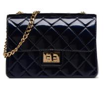Milano Glossy Handtasche in blau