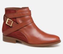 Catila Stiefeletten & Boots in rot