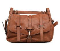 Bernadette Satchel Bag Handtasche in braun