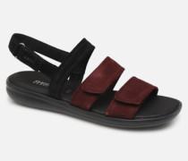 D JEARL SAND D92DR Sandalen in schwarz