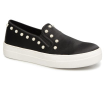Glacier Sneaker in schwarz