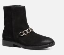Pernille Stiefeletten & Boots in schwarz