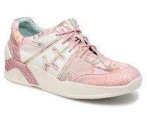 BUBBLES 01 Sneaker in rosa